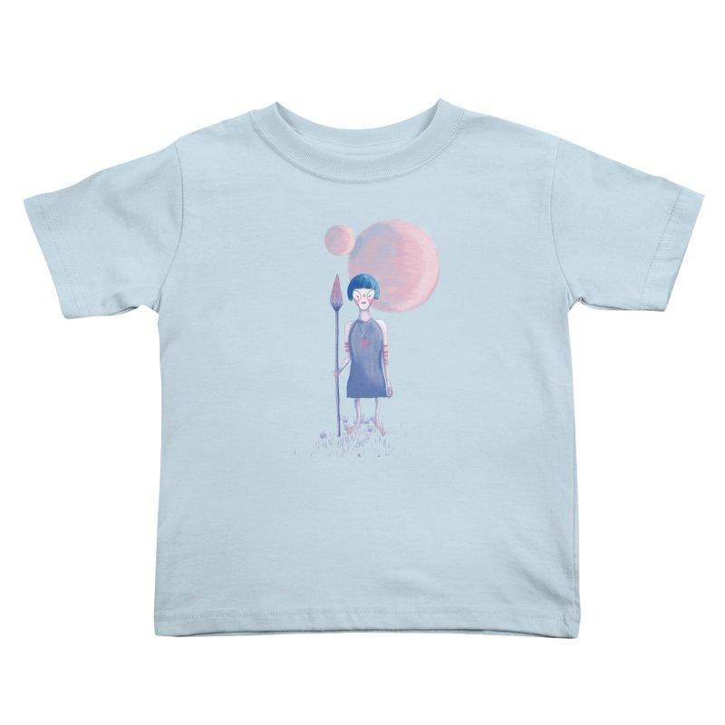 Girl Kids Toddler T-Shirt by jrbenavente's Shop