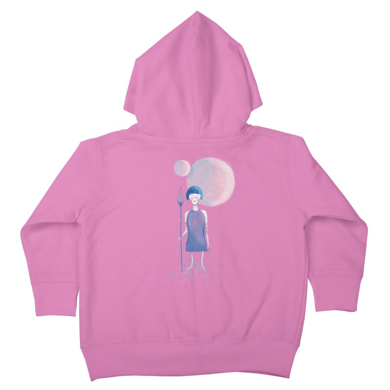 Girl Kids Toddler Zip-Up Hoody by jrbenavente's Shop