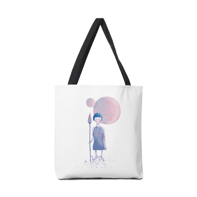 Girl from Kepler planet Accessories Bag by jrbenavente's Shop