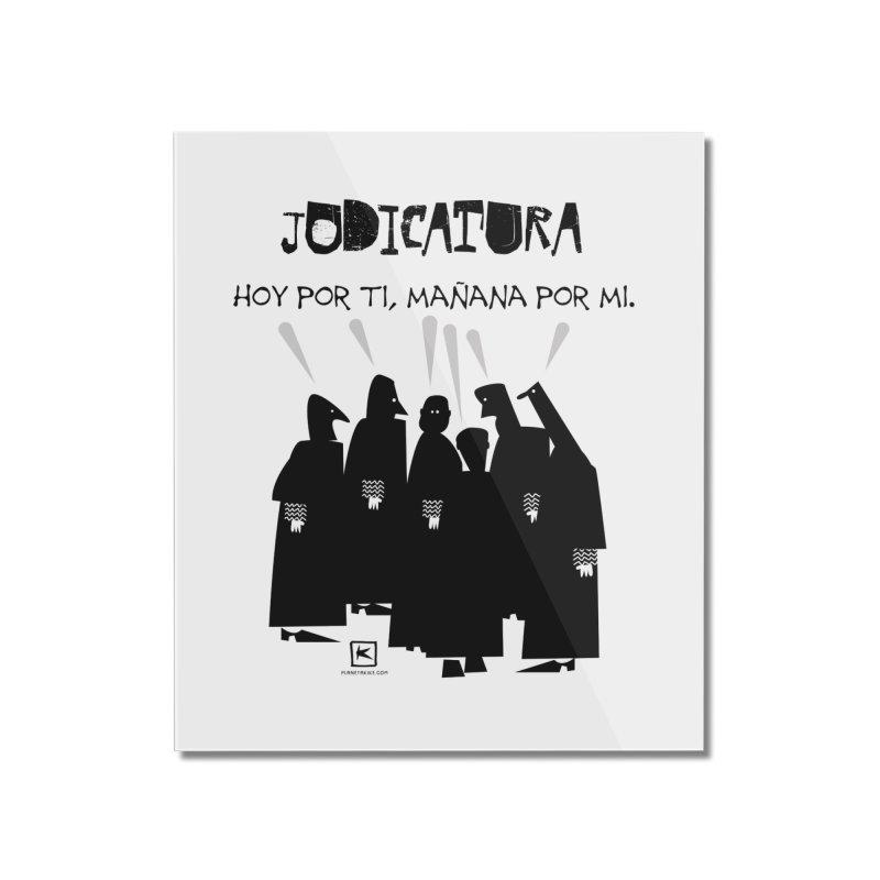 Juegos de la Judicatura Home Mounted Acrylic Print by planetakike's Artist Shop