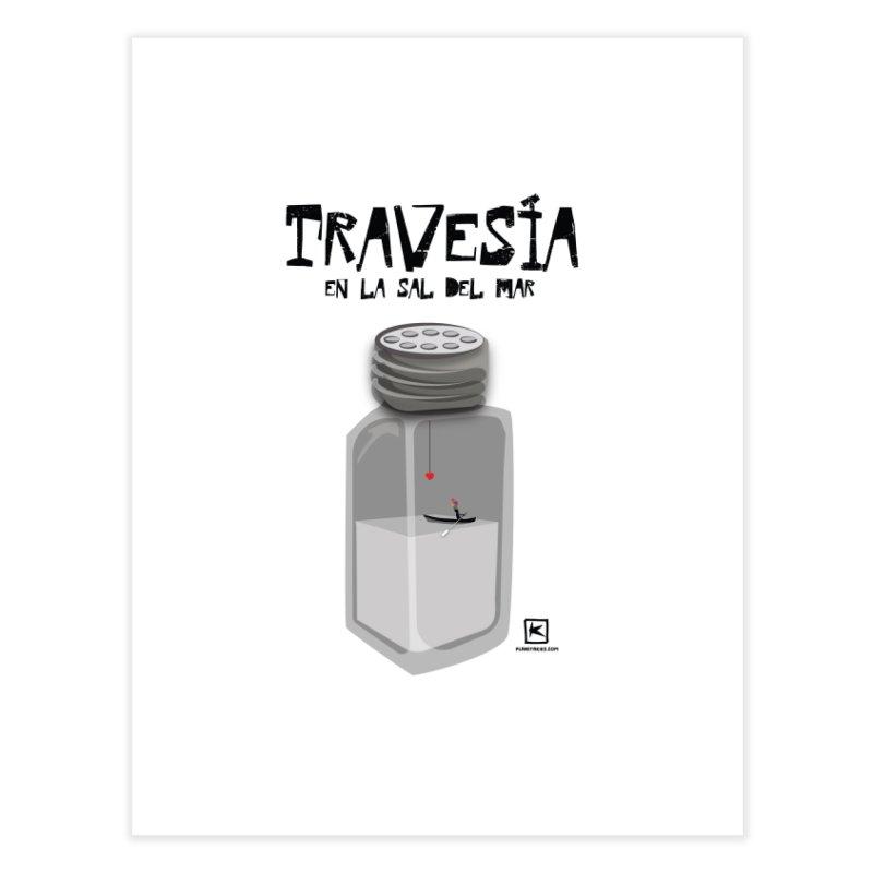 Travesía Home Fine Art Print by planetakike's Artist Shop