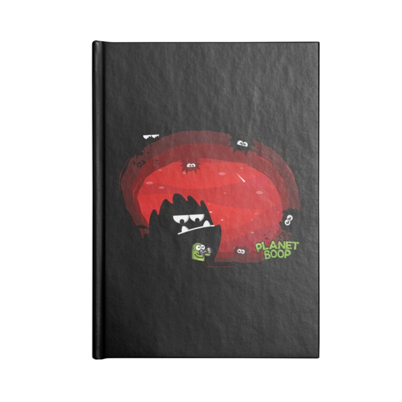 Darkie Invasion Accessories Notebook by Planet Boop