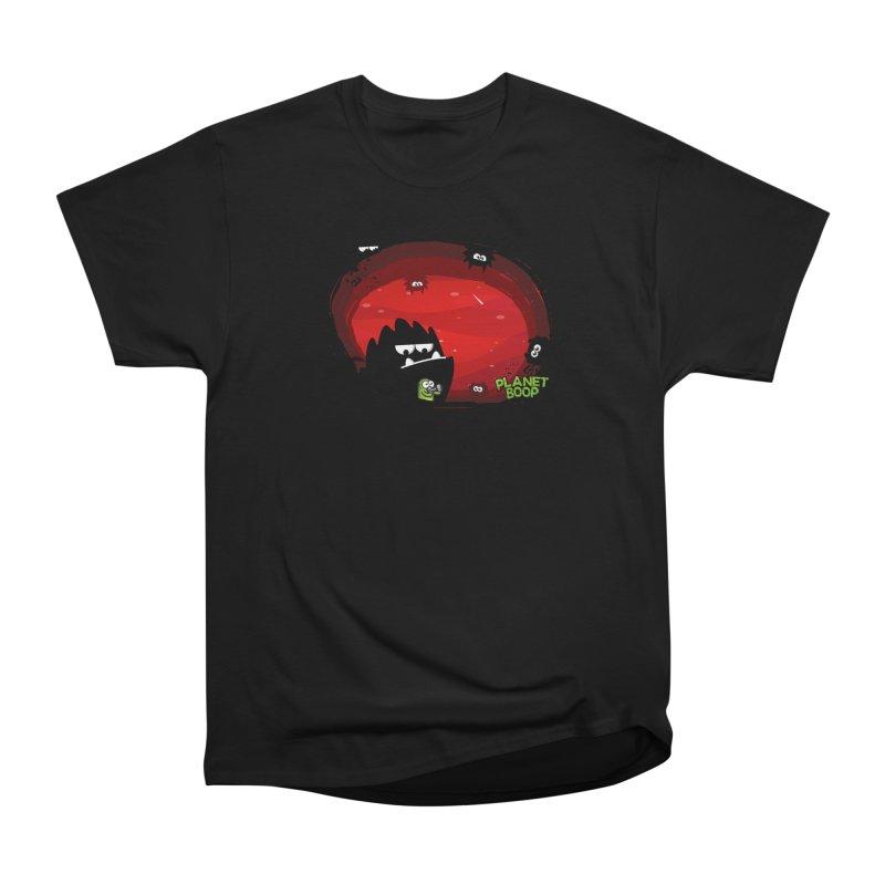 Darkie Invasion Men's T-Shirt by Planet Boop