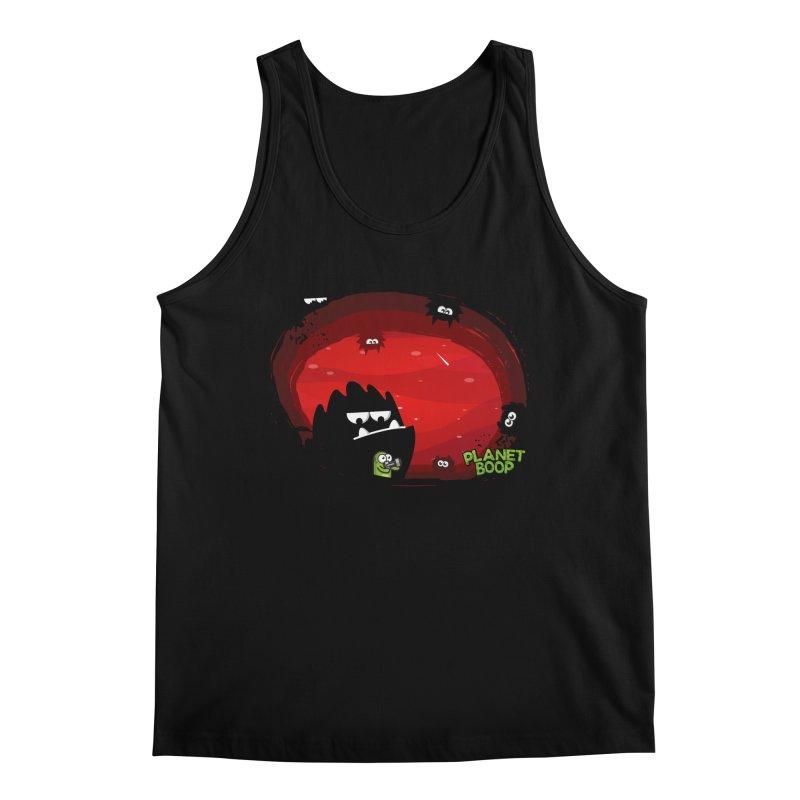 Darkie Invasion Men's Tank by Planet Boop