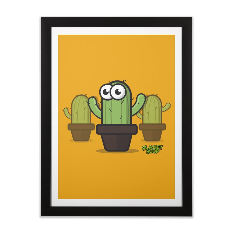 Not the Boop you're looking for Home Framed Fine Art Print by Planet Boop