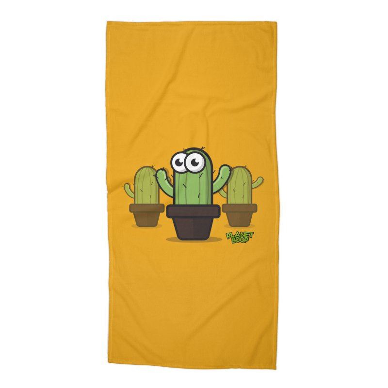 Not the Boop you're looking for Accessories Beach Towel by Planet Boop