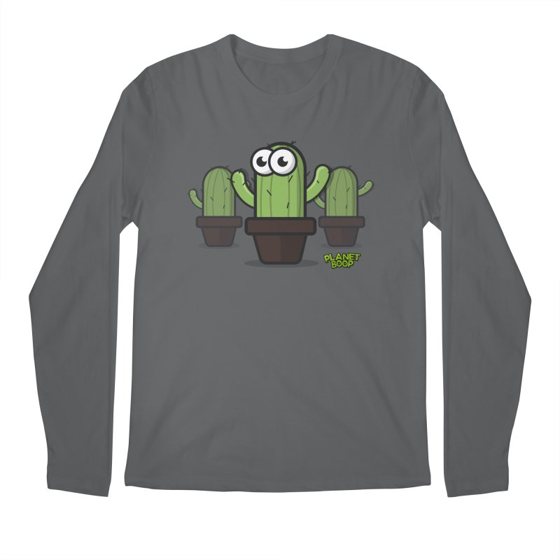 Not the Boop you're looking for Men's Longsleeve T-Shirt by Planet Boop
