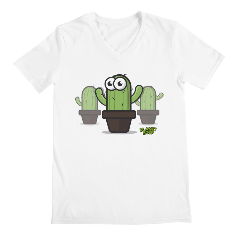 Not the Boop you're looking for Men's V-Neck by Planet Boop