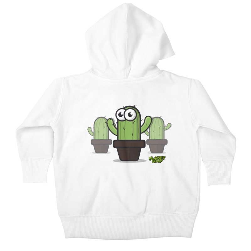 Not the Boop you're looking for Kids Baby Zip-Up Hoody by Planet Boop