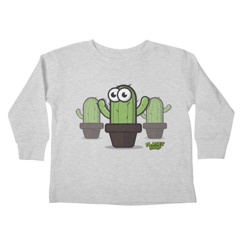 Not the Boop you're looking for Kids Toddler Longsleeve T-Shirt by Planet Boop