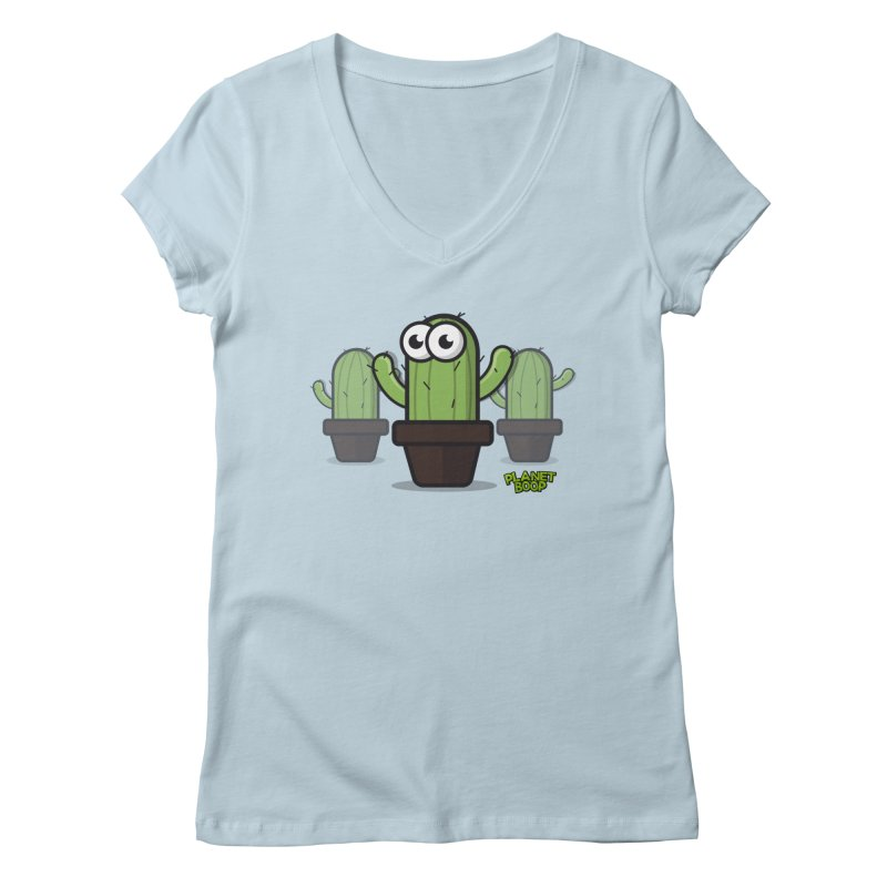 Not the Boop you're looking for Women's V-Neck by Planet Boop