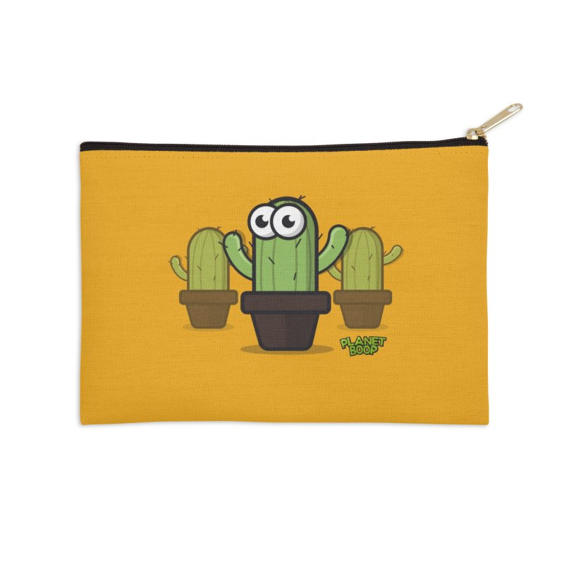 Not the Boop you're looking for Accessories Zip Pouch by Planet Boop