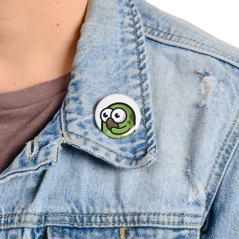 Boops and Potatoes Accessories Button by Planet Boop