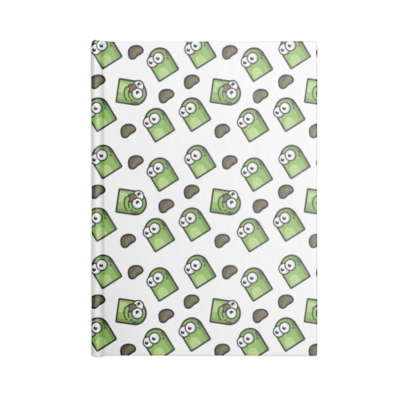 Boops and Potatoes Accessories Notebook by Planet Boop