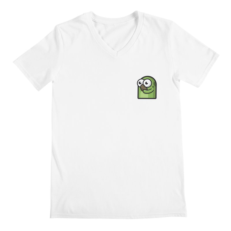 Boops and Potatoes Men's V-Neck by Planet Boop