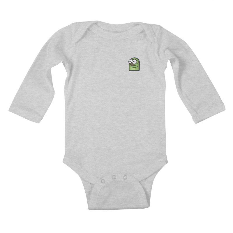 Boops and Potatoes Kids Baby Longsleeve Bodysuit by Planet Boop