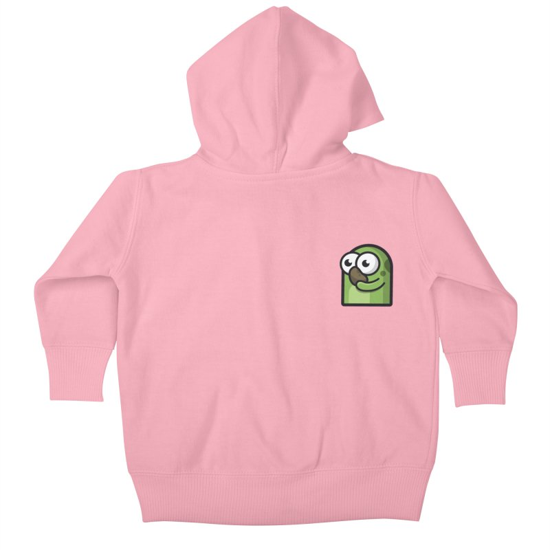 Boops and Potatoes Kids Baby Zip-Up Hoody by Planet Boop