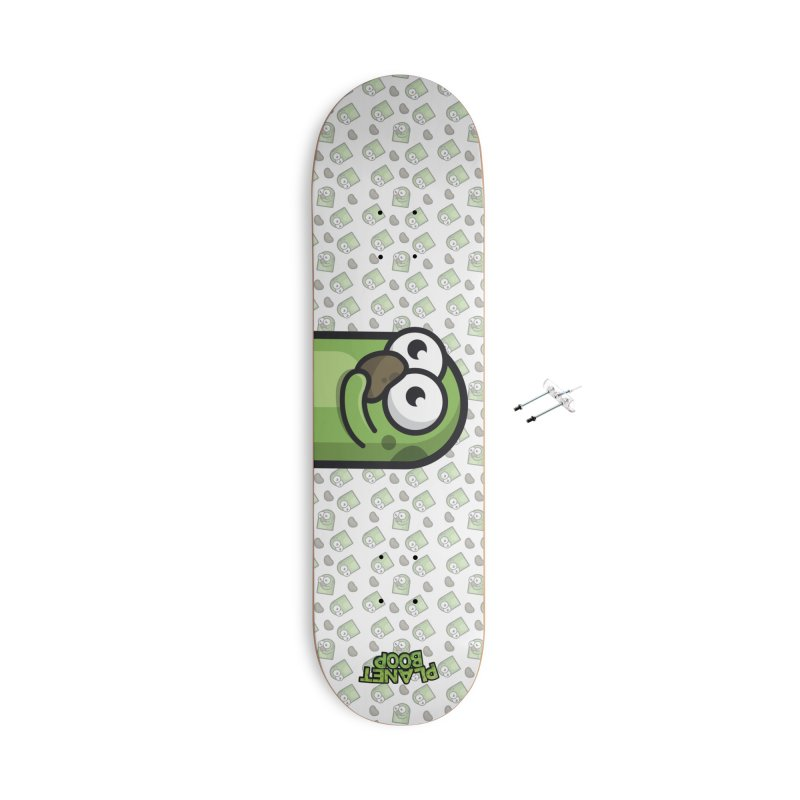 Boops and Potatoes Accessories Skateboard by Planet Boop