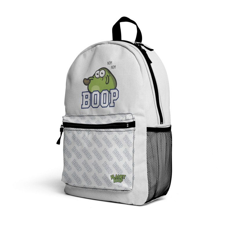 Sporty Boop Accessories Bag by Planet Boop