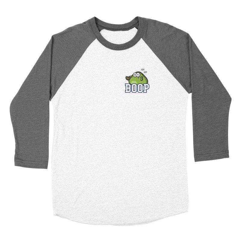Sporty Boop Women's Longsleeve T-Shirt by Planet Boop