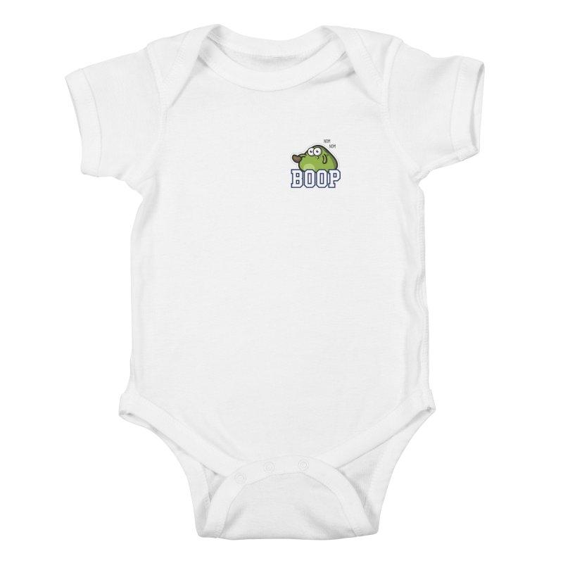 Sporty Boop Kids Baby Bodysuit by Planet Boop