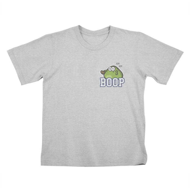 Sporty Boop Kids T-Shirt by Planet Boop