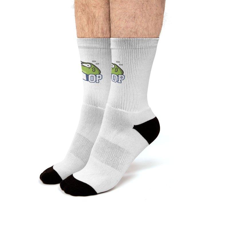 Sporty Boop Men's Socks by Planet Boop