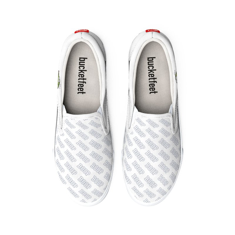 Sporty Boop Men's Shoes by Planet Boop
