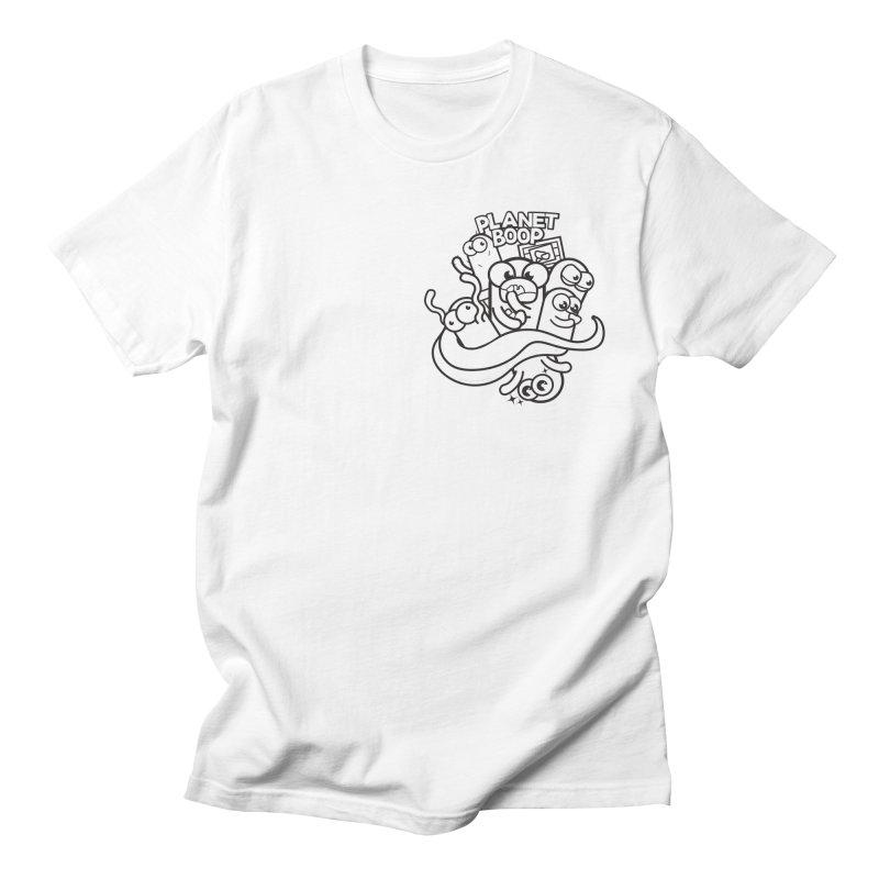 Doodle Boop Men's T-Shirt by Planet Boop