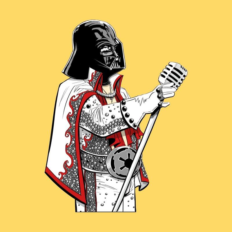 Darth Presley! Men's T-Shirt by Planet Henderson's Artist Shop