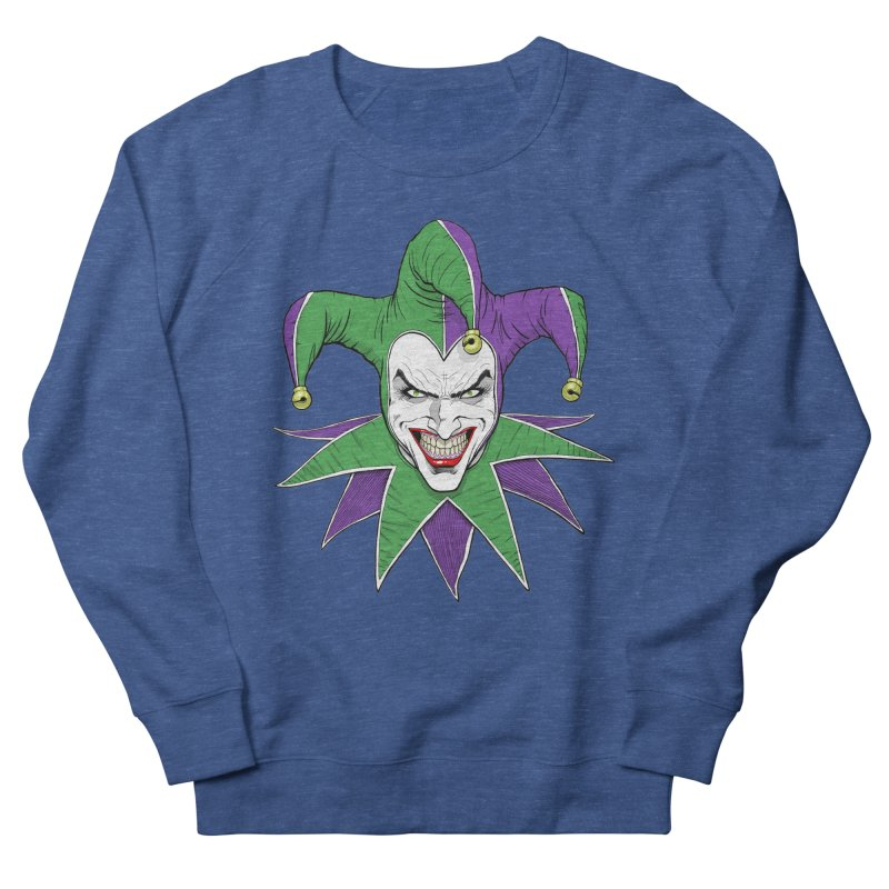 The Hateful Harlequin Men's Sweatshirt by Planet Henderson's Artist Shop
