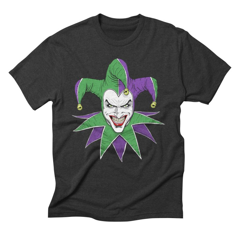 The Hateful Harlequin Men's T-Shirt by Planet Henderson's Artist Shop