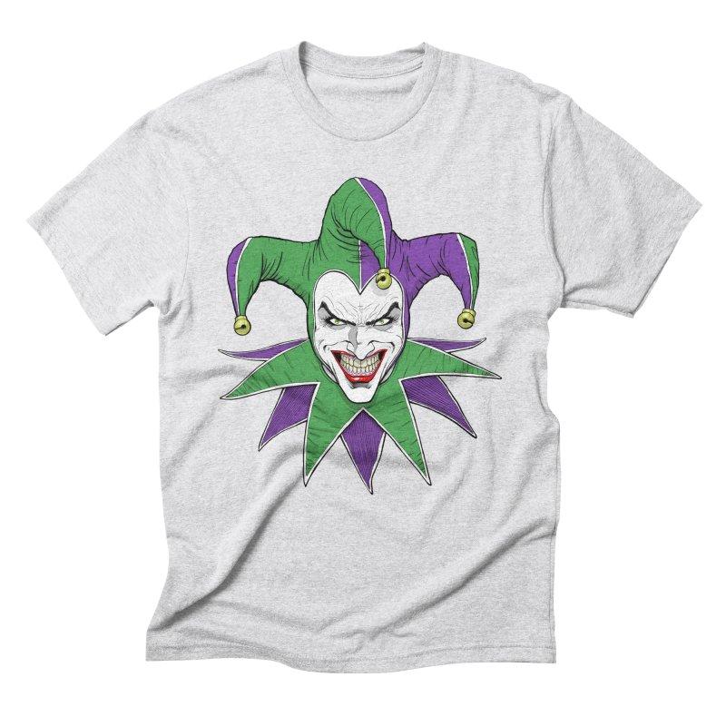 The Hateful Harlequin Men's T-Shirt by Planet Henderson's Artist Shop