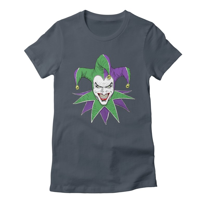 The Hateful Harlequin Women's T-Shirt by Planet Henderson's Artist Shop
