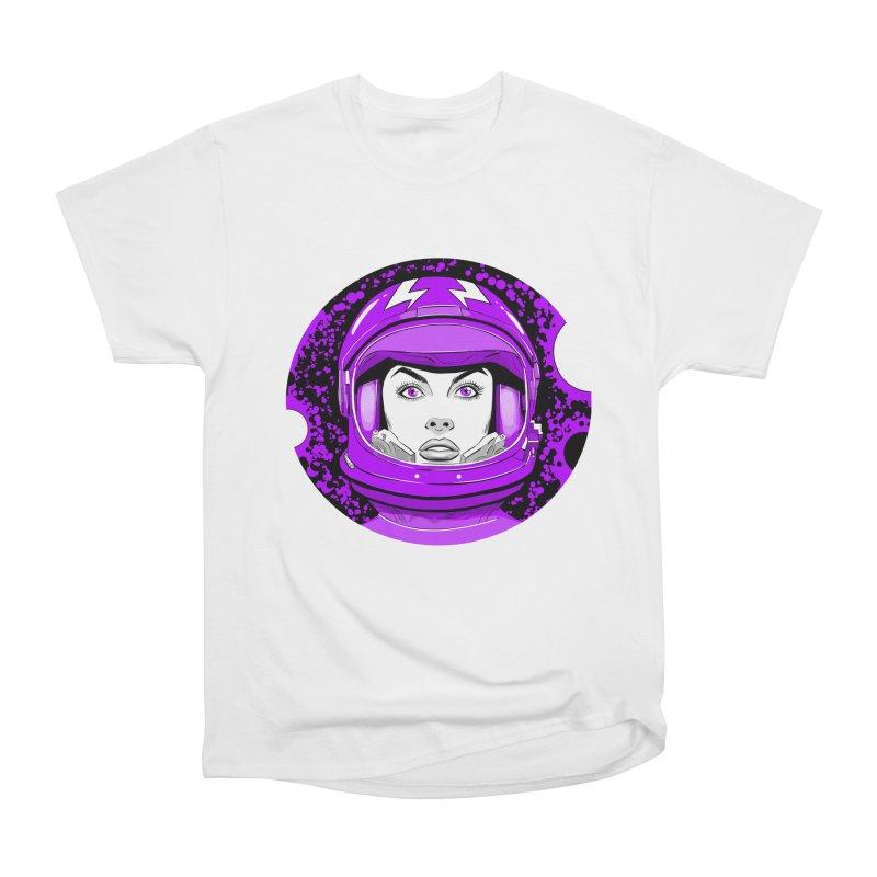 Astro-Girl! (Clean) Women's T-Shirt by Planet Henderson's Artist Shop