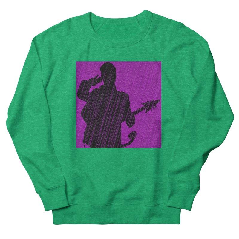 Purple Reign Women's Sweatshirt by Planet Henderson's Artist Shop