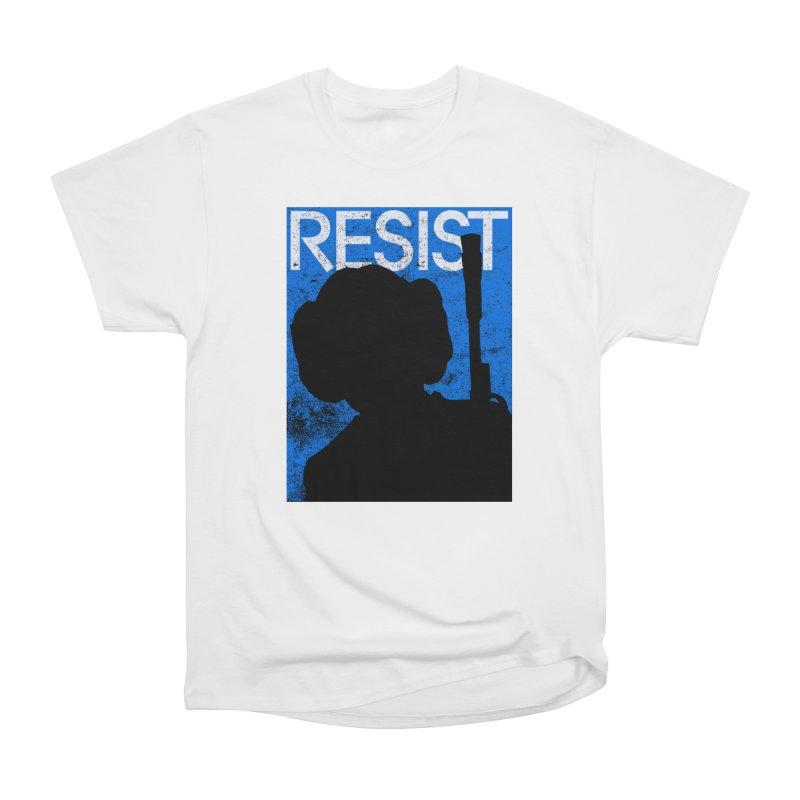 Resist! Women's T-Shirt by Planet Henderson's Artist Shop
