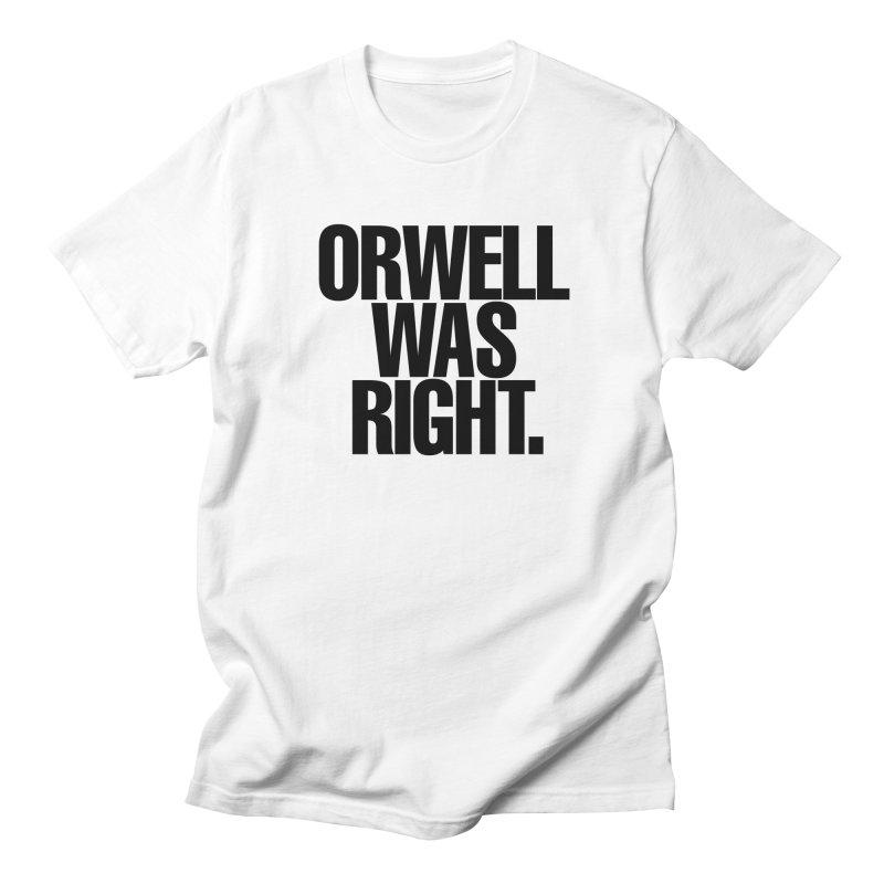 1984? Men's T-Shirt by Planet Henderson's Artist Shop