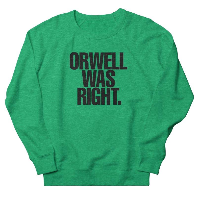 1984? Women's Sweatshirt by Planet Henderson's Artist Shop