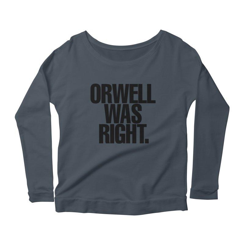 1984? Women's Longsleeve T-Shirt by Planet Henderson's Artist Shop