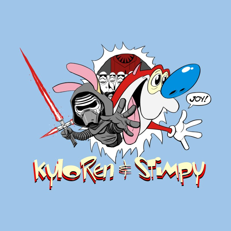 Kylo Ren & Stimpy! by Planet Henderson's Artist Shop