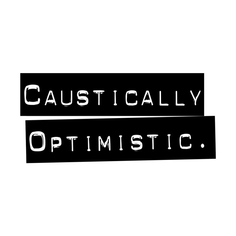 Caustically Optimistic Accessories Notebook by Planet Henderson's Artist Shop