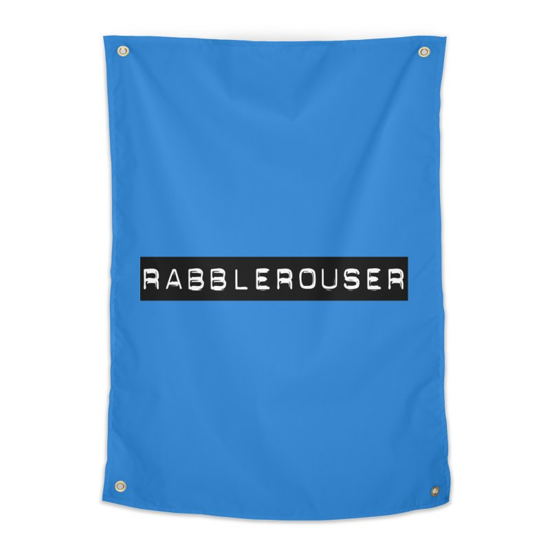 Rabblerouser Home Tapestry by Planet Henderson's Artist Shop