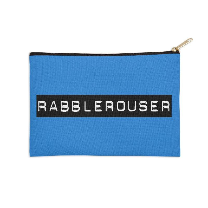 Rabblerouser Accessories Zip Pouch by Planet Henderson's Artist Shop