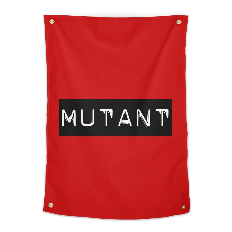 Mutant Home Tapestry by Planet Henderson's Artist Shop