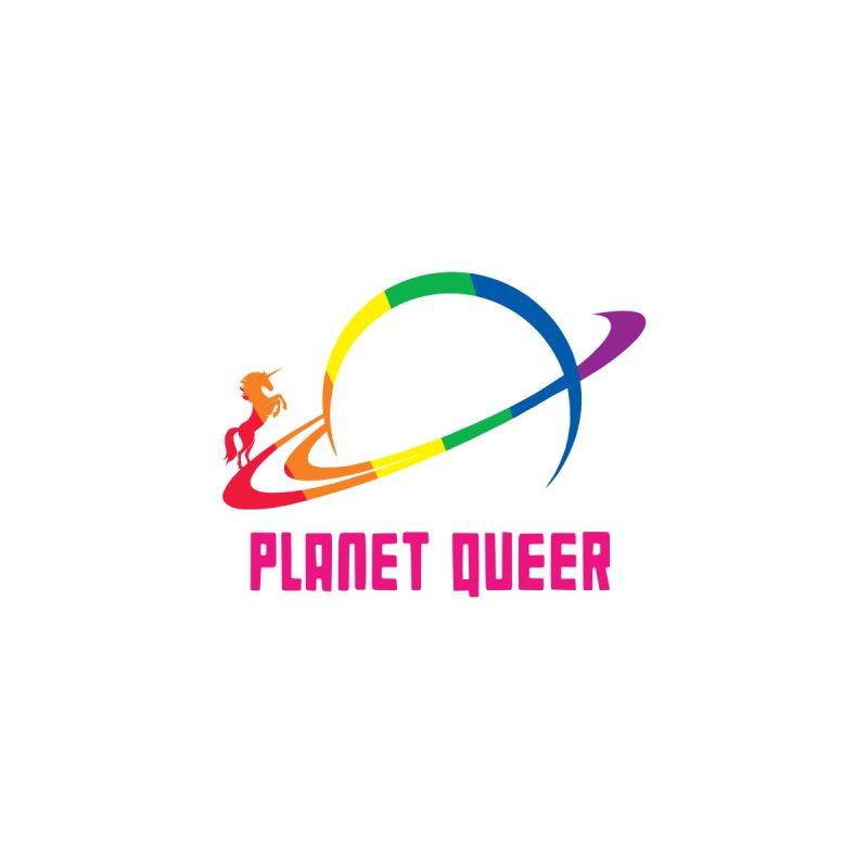 Planet Queer Pride Tank 2021 Men's Tank by Planet Queer's Artist Shop