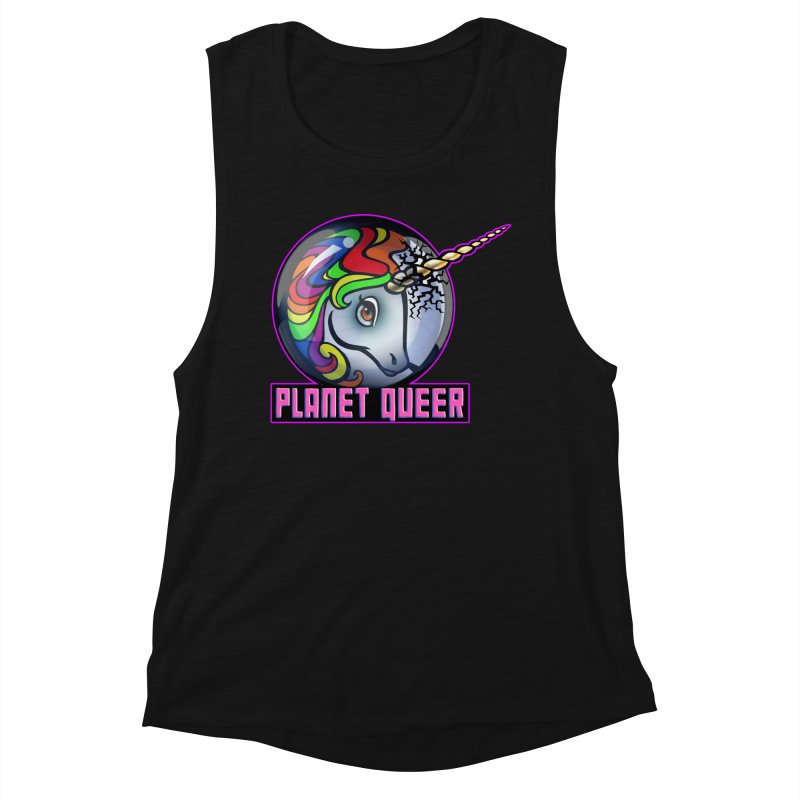 Women's None by Planet Queer's Artist Shop