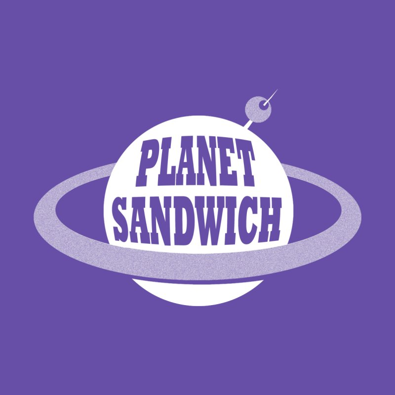 Planet Sandwich Men's T-Shirt by Paul Perreault
