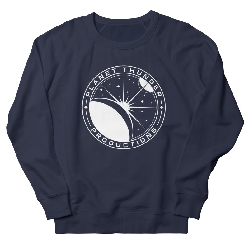 Planet Thunderpatch - WHITE Women's Sweatshirt by Planet Thunder Shop Stop