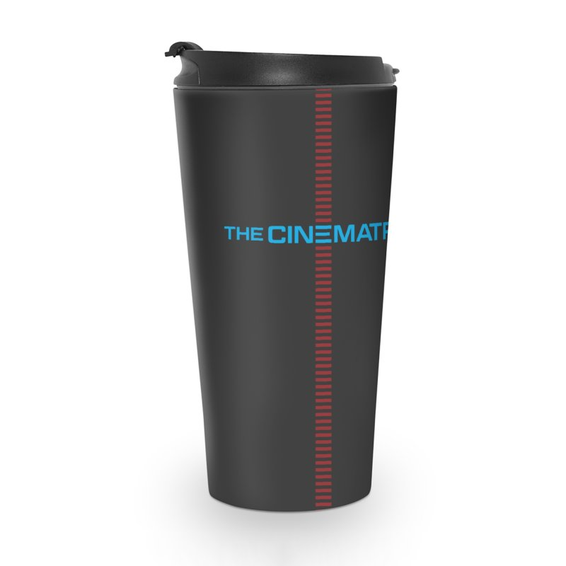 The Cinematropolis DOT COM Accessories Travel Mug by Planet Thunder Shop Stop